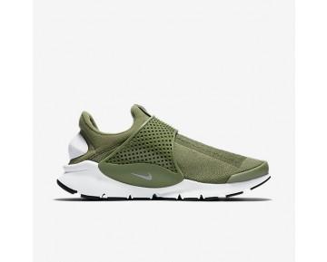 Chaussure Nike Sock Dart Pour Homme Lifestyle Vert Feuille De Palmier/Noir/Blanc_NO. 819686-301