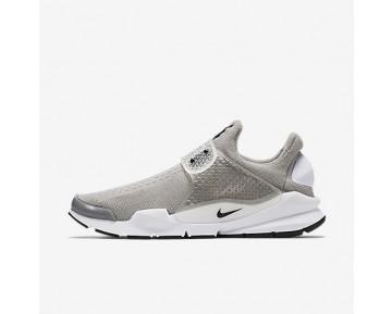 Chaussure Nike Sock Dart Pour Homme Lifestyle Gris Moyen/Blanc/Noir_NO. 819686-002