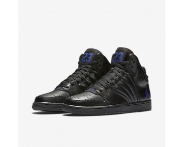 Chaussure Nike Jordan 1 Flight 4 Pour Homme Lifestyle Noir/Harmonie_NO. 820135-014