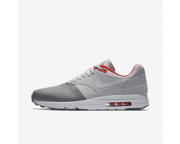 Chaussure Nike Air Max 1 Ultra 2.0 Se Pour Homme Lifestyle Gris Foncé/Gris Loup/Cramoisi Brillant/Gris Loup_NO. 875845-003
