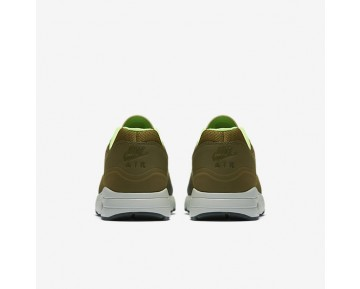 Chaussure Nike Air Max 1 Ultra 2.0 Se Pour Homme Lifestyle Kaki Cargo/Vert Milice/Vert Électrique/Vert Milice_NO. 875845-300