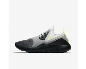 Chaussure Nike Lunarcharge Essential Bn Pour Homme Lifestyle Gris Foncé/Noir/Volt/Volt_NO. 933811-070