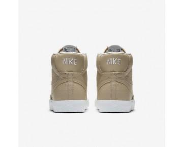 Chaussure Nike Blazer Mid Premium 09 Pour Homme Lifestyle Lin/Gomme Marron Clair/Blanc Sommet_NO. 429988-202