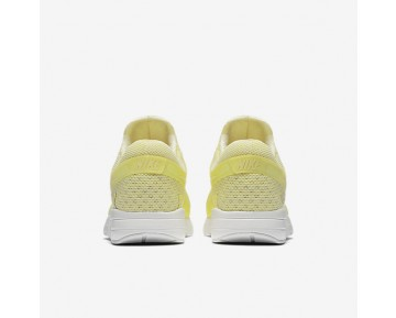 Chaussure Nike Air Max Zero Breathe Pour Homme Lifestyle Mousseline De Citron/Blanc/Beige Clair/Mousseline De Citron_NO. 903892-700