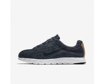 Chaussure Nike Mayfly Premium Pour Homme Lifestyle Obsidienne/Blanc Sommet/Gris Froid/Obsidienne_NO. 816548-400