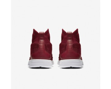 Chaussure Nike Lunar Magista Ii Flyknit Fc Pour Homme Lifestyle Rouge Équipe/Rouge Équipe/Blanc/Rouge Équipe_NO. 852614-600