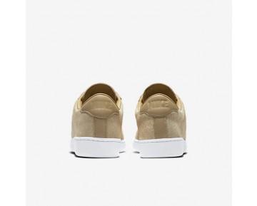 Chaussure Nike Court Tennis Classic Cs Lx Pour Homme Lifestyle Lin/Blanc/Noir_NO. 876389-200