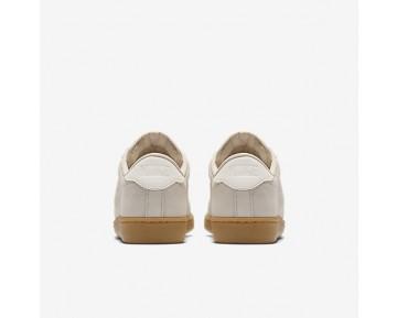 Chaussure Nike Court Tennis Classic Cs Pour Homme Lifestyle Flocons D'Avoine/Ivoire/Gomme Marron Clair/Flocons D'Avoine_NO. 829351-100