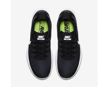 Chaussure Nike Free Rn 2017 Pour Homme Running Noir/Gris Foncé/Anthracite/Blanc_NO. 880839-003