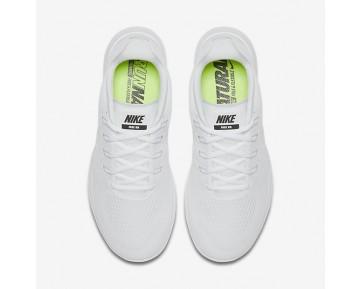 Chaussure Nike Free Rn 2017 Pour Homme Running Blanc/Noir/Platine Pur/Blanc_NO. 880839-100