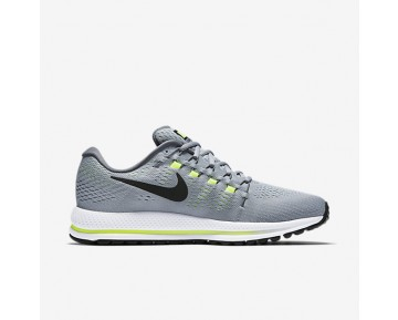 Chaussure Nike Air Zoom Vomero 12 Pour Homme Running Gris Loup/Gris Froid/Platine Pur/Noir_NO. 863762-002
