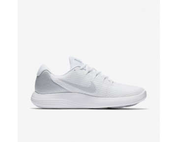 Chaussure Nike Lunarconverge Bts Pour Homme Running Blanc/Gris Loup/Platine Pur_NO. 852462-100