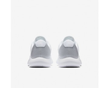Chaussure Nike Lunarconverge Bts Pour Homme Running Blanc/Gris Loup/Platine Pur_NO. 852462-100