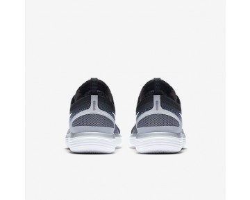 Chaussure Nike Free Rn Distance 2 Pour Homme Running Noir/Gris Froid/Gris Foncé/Blanc_NO. 863775-001