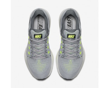 Chaussure Nike Air Zoom Vomero 12 Pour Homme Running Gris Loup/Gris Froid/Platine Pur/Noir_NO. 863765-002