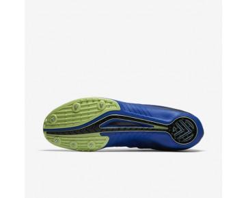 Chaussure Nike Zoom Mamba 3 Pour Homme Running Hyper Cobalt/Noir/Vert Ombre/Blanc_NO. 706617-413