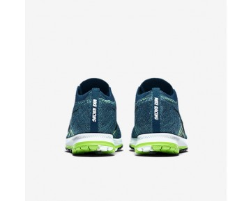 Chaussure Nike Zoom Flyknit Streak Pour Homme Running Bleu Légion/Bleu Gamma/Renard Bleu/Noir_NO. 835994-400