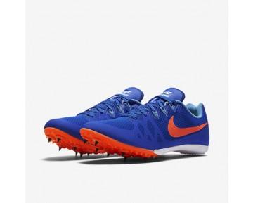 Chaussure Nike Zoom Rival M 8 Pour Homme Running Bleu Université/Bleu Coureur/Cramoisi Total_NO. 806555-484