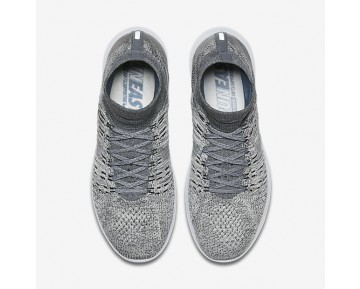 Chaussure Nike Lab Lunarepic Flyknit Pour Homme Running Gris Pâle/Noir/Voile/Platine Pur_NO. 831111-002
