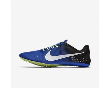 Chaussure Nike Zoom Victory Elite 2 Pour Homme Running Hyper Cobalt/Noir/Vert Ombre/Blanc_NO. 835998-413