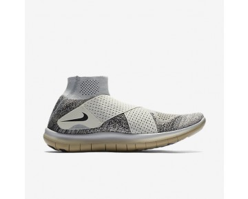Chaussure Nike Lab Free Rn Motion Flyknit 2017 Pour Homme Running Voile/Noir/Champignon/Noir_NO. 883291-100