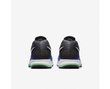 Chaussure Nike Air Zoom Pegasus 33 Pour Homme Running Bleu Souverain/Gris Loup/Noir/Blanc_NO. 831352-008