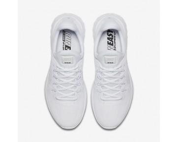 Chaussure Nike Lunar Skyelux Pour Homme Running Blanc/Blanc Cassé/Platine Pur_NO. 855808-100