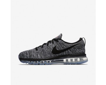 Chaussure Nike Flyknit Air Max Pour Homme Running Blanc/Noir/Noir_NO. 620469-105