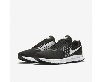Chaussure Nike Air Zoom Span Pour Homme Running Noir/Gris Loup/Anthracite/Blanc_NO. 852437-002