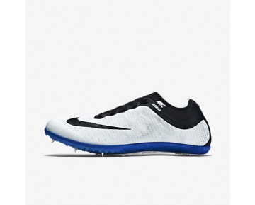 Chaussure Nike Zoom Mamba 3 Pour Homme Running Blanc/Bleu Coureur/Noir_NO. 706617-100
