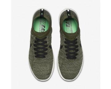 Chaussure Nike Zoom D Pour Homme Running Vert Brut/Vert Mica/Vert Feuille De Palmier/Noir_NO. 818676-303