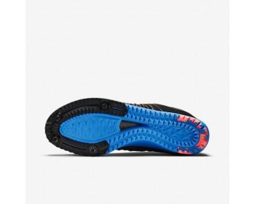 Chaussure Nike Victory Xc 3 Pour Homme Running Noir/Bleu Photo/Vert Ardent_NO. 654693-003