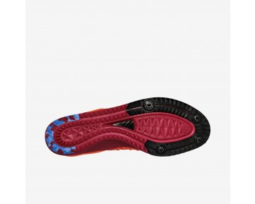 Chaussure Nike Victory Xc 3 Pour Homme Running Cramoisi Ultime/Fuchsia Agressif/Noir/Bleu Photo_NO. 654693-804