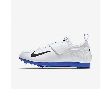 Chaussure Nike Zoom Pole Vault Ii Pour Homme Running Blanc/Bleu Coureur/Noir_NO. 317404-100