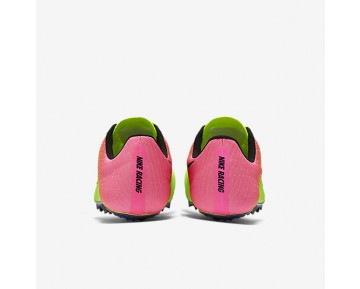Chaussure Nike Superfly Elite Pour Homme Running Volt/Rose/Multicolore_NO. 835996-999