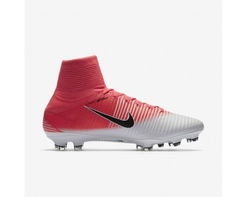 Chaussure Nike Mercurial Superfly V Fg Pour Homme Football Rose Coureur/Blanc/Noir_NO. 831940-601