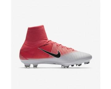 Chaussure Nike Mercurial Superfly V Fg Pour Homme Football Rose Coureur/Blanc/Noir_NO. 831940-601