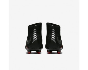 Chaussure Nike Hypervenom Phatal 3 Df Fg Pour Homme Football Noir/Noir/Anthracite/Argent Métallique_NO. 852554-001
