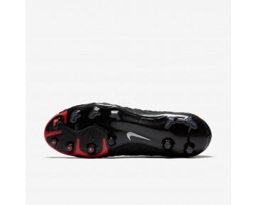Chaussure Nike Hypervenom Phantom 3 Df Fg Pour Homme Football Noir/Noir/Anthracite/Argent Métallique_NO. 860643-001