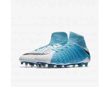 Chaussure Nike Hypervenom Phantom 3 Df Fg Pour Homme Football Bleu Photo/Blanc/Bleu Chlorine/Noir_NO. 860643-104