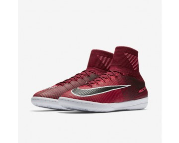 Chaussure Nike Mercurialx Proximo Ii Ic Pour Homme Football Rouge Équipe/Rose Coureur/Blanc/Noir_NO. 831976-606