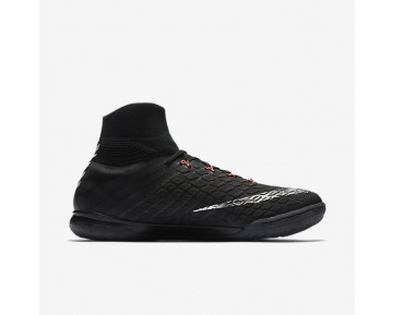 Chaussure Nike Hypervenomx Proximo Ii Dynamic Fit Ic Pour Homme Football Noir/Noir/Anthracite/Argent Métallique_NO. 852577-001