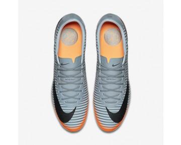 Chaussure Nike Mercurial Vapor Xi Cr7 Ag-Pro Pour Homme Football Gris Froid/Gris Loup/Cramoisi Total/Hématite Métallique_NO. 878647-001