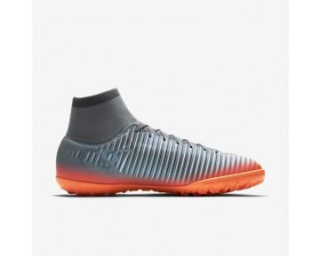 Chaussure Nike Mercurialx Victory Vi Cr7 Tf Pour Homme Football Gris Froid/Gris Loup/Cramoisi Total/Hématite Métallique_NO. 903612-001