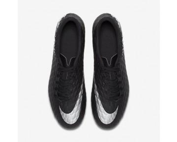 Chaussure Nike Hypervenom Phade 3 Fg Pour Homme Football Noir/Noir/Cramoisi Total/Argent Métallique_NO. 852547-001