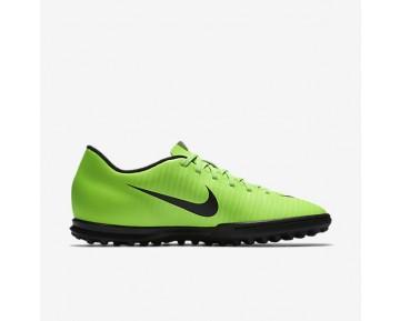Chaussure Nike Mercurial Vortex Iii Tf Pour Homme Football Vert Électrique/Citron Flash/Blanc/Noir_NO. 831971-303