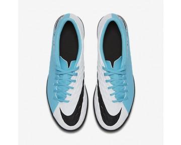Chaussure Nike Hypervenomx Phade 3 Tf Pour Homme Football Blanc/Bleu Photo/Bleu Chlorine/Noir_NO. 852545-104