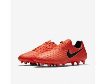 Chaussure Nike Magista Onda Ii Fg Pour Homme Football Cramoisi Total/Mangue Brillant/Noir_NO. 844411-808