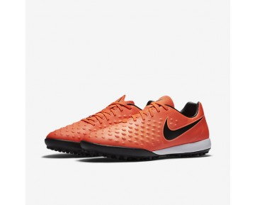 Chaussure Nike Magista Onda Ii Tf Pour Homme Football Cramoisi Total/Mangue Brillant/Noir_NO. 844417-808