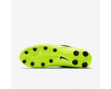 Chaussure Nike Tiempo Genio Ii Leather Ag-Pro Pour Homme Football Volt/Volt/Noir_NO. 844399-707